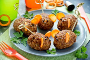 Halloween Recipes to Prepare with Your Children